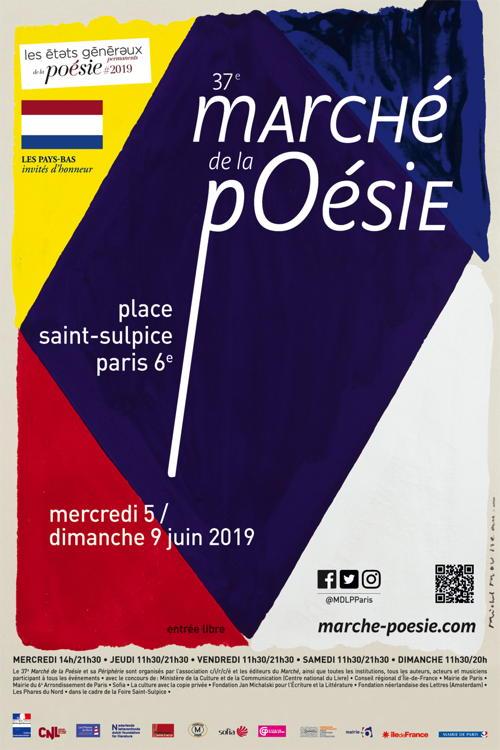 Marché de la Poésie 2019