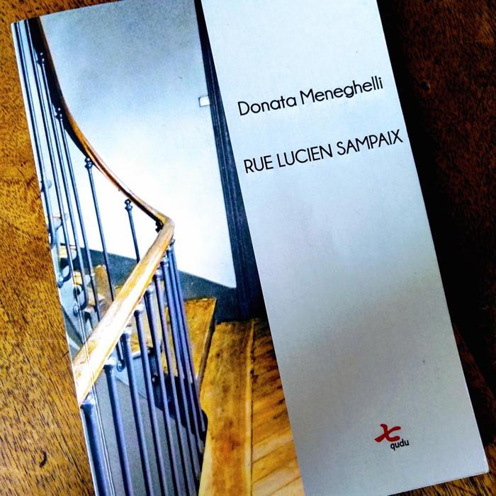 [livre, en cours] Rue Lucien Sampaix, Donata Meneghelli