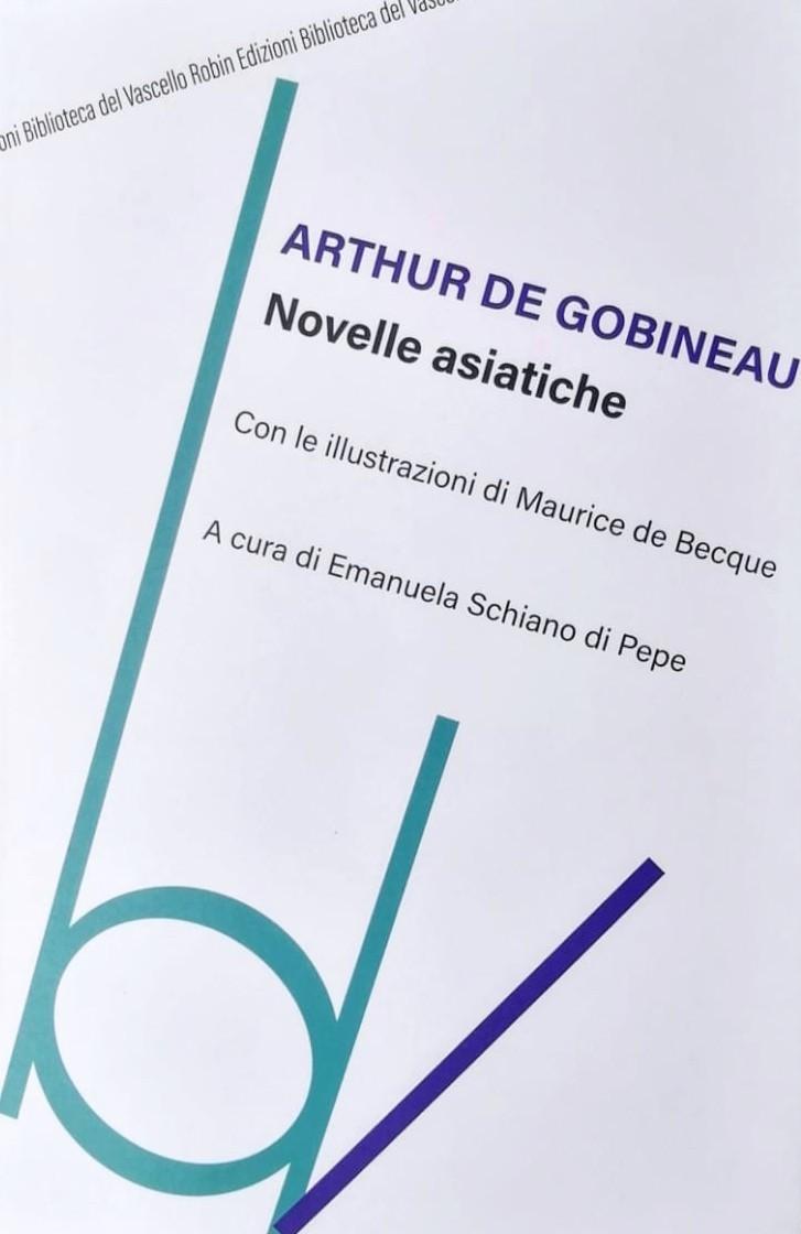 [libro] Novelle Asiatiche, Arthur de Gobineau