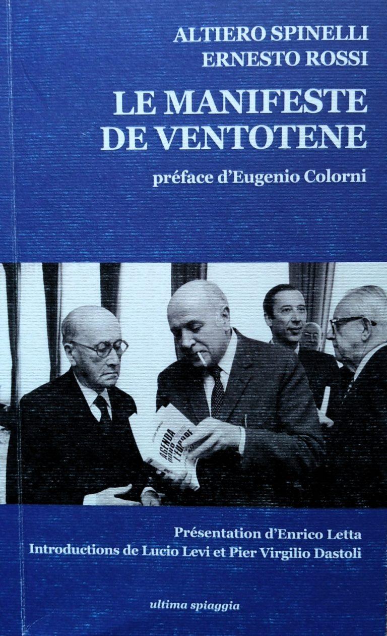 [livre] Manifeste de Ventotene